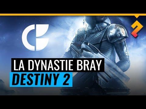 Destiny 2 - L'histoire De La Famille Clovis Bray (DLC Esprit Tutélaire, Ana Bray)