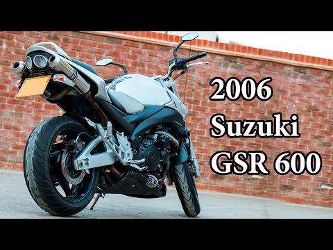 2007 Suzuki GSR