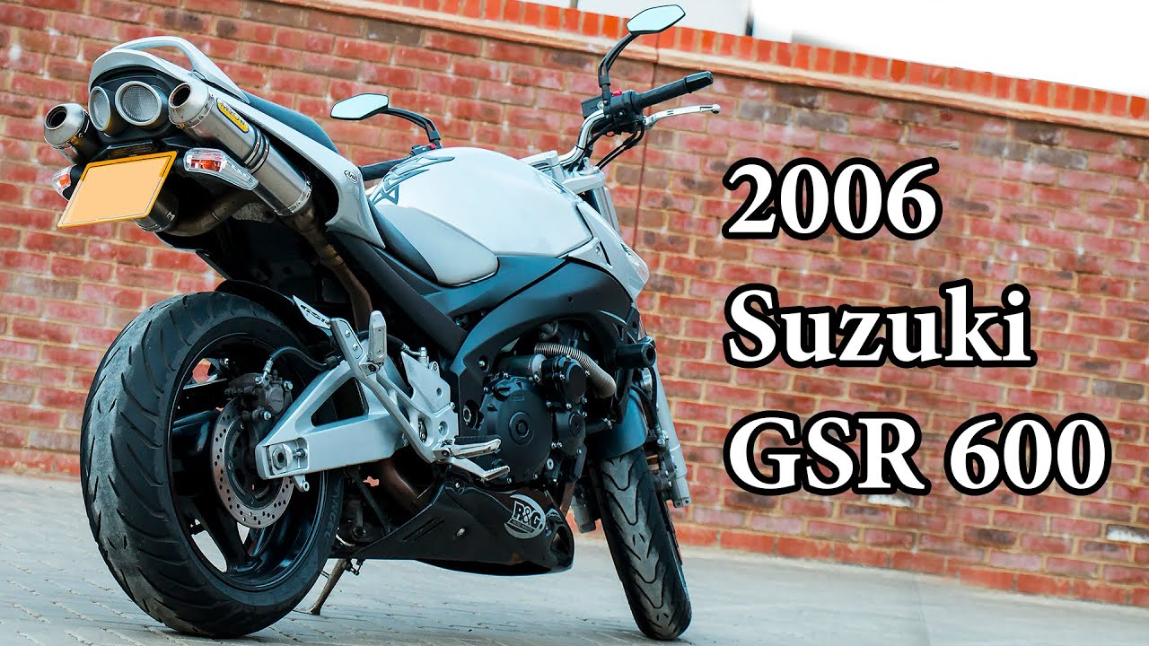 2007 suzuki gsr 600 motorcycle review youtube. Black Bedroom Furniture Sets. Home Design Ideas