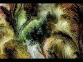 Surrealism painting landscape old master style demo by Mark Briscoe