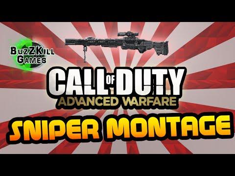 Advanced Warfare Mors Sniper Cod Advanced Warfare Sniper