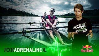 COOL adrenaline: Těžká dřina veslařů