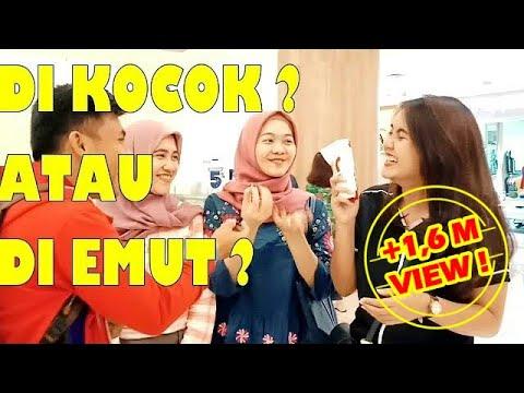 SUKA DI KOCOK ATAU DI EMUT ??? – SOSIAL EKSPERIMEN INDONESIA   FIKRIKOUSEI