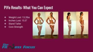 PiYo Workout Review with 60-Day Before & After Results
