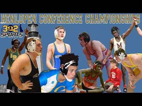 Henlopen Conference Wrestling Championships LIVE from Milford High