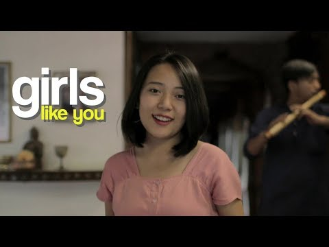 Girls Like You (Cover) | Maroon 5 ft. Cardi B | Jatayu ft. Jyovan Bhuju
