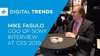 Sony's 8K roadmap for 2019: Interview with Mike Fasulo, COO Sony Electronics