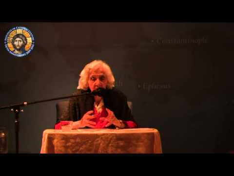 Dr. Alice von Hildebrand - The Role of Women in the Church and Society