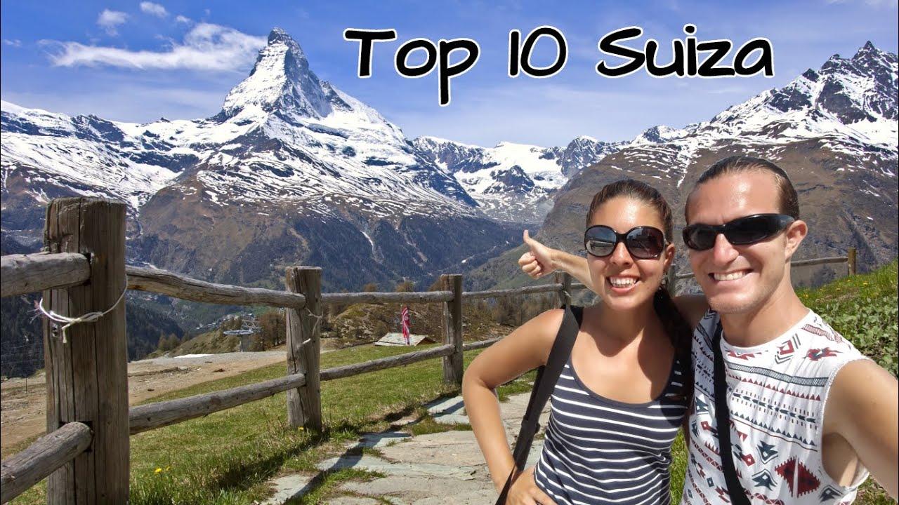 Top 25 Lugares Más Bonitos Que Ver En Suiza Zurich Ginebra Zermatt Berna Rhin Lucerna Youtube