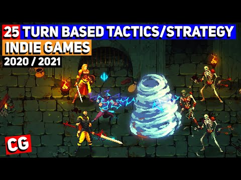 Indie Games 2020.25 Turn Based Tactics Strategy Indie Games 2020 Beyond Upcoming Indie Games