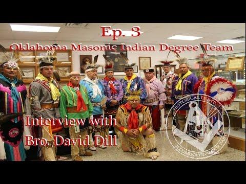 Ep3 - Oklahoma Masonic Indian Degree Team