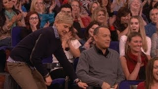 Tom Hanks Gets a Special Honor