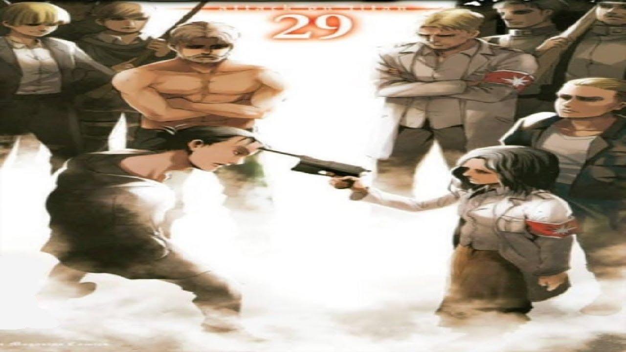 Attack On Titan Manga Chapter 118 Sneak Attack   進撃の巨人 ...