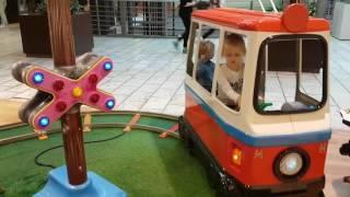 Funny Tram for Children, Zabawny tramwaj dla dzieci