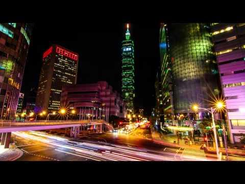 Taiwan - Taipei City - TIME LAPSE