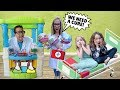 Scientist Jason Helps Toy Doctor Lucy and Silly Kids !!!