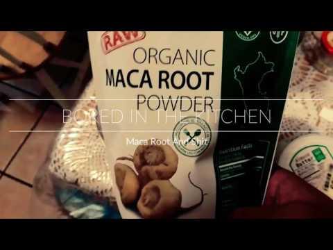 Maca Root Blast