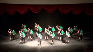 2014 RISD CW Dance Off - Ramblers - Dixie Boy Special