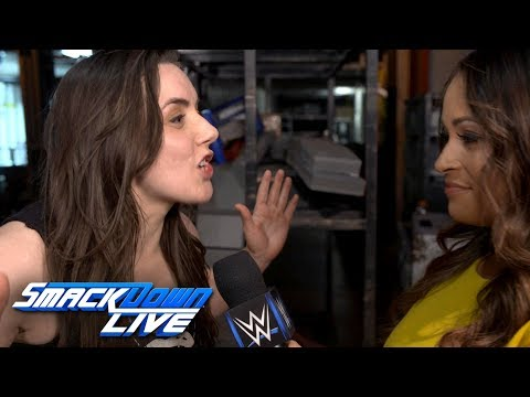 Nikki Cross is ready to play at Extreme Rules: SmackDown Exclusive, July 9, 2019