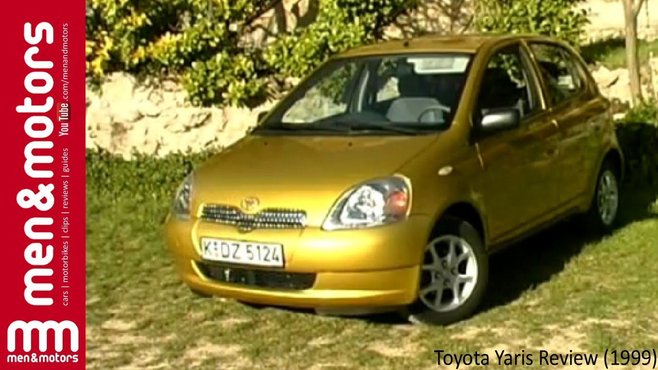 toyota yaris review 1999 youtube. Black Bedroom Furniture Sets. Home Design Ideas