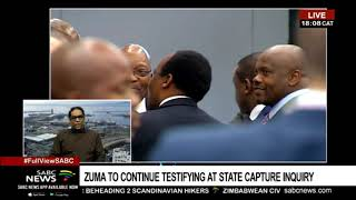 Zuma not willing to co-operate with State Capture: Lawson Naidoo
