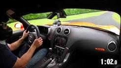 Car insurance   Lightning Lap 2015   SRT Viper TA
