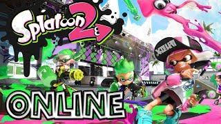 SPLATOON 2 | Mis primeras partidas ONLINE en Splatfest (Nintendo Switch)