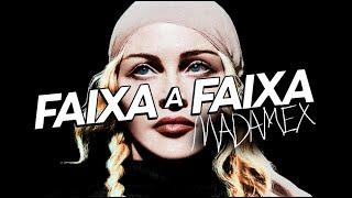 MADONNA - MADAME X [2019] | FAIXA a FAIXA do CAFÉ com RAFA