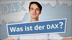 Was ist der DAX? Aktienindex einfach erklärt! | Finanzlexikon