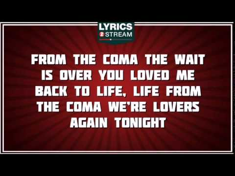 Loved Me Back To Life - Céline Dion Tribute - Lyrics