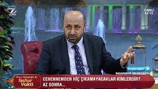 Ömer Döngeloğlu İle Sahur Vakti - 29 Mayıs 2018