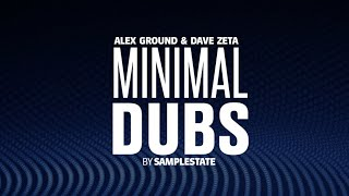 Alex Ground Dave Zeta Minimal Dubs - Tech House Samples Loops by Samplestate