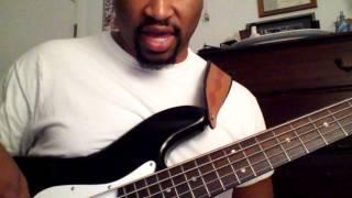 Gospel Bass Lesson: To God be the Glory Praise Break
