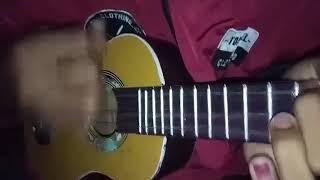 Kunci ukulele anjal gerot kung pecundang