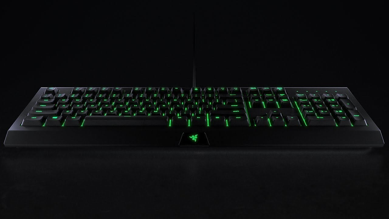 Razer - RZ03-02260100 - Cynosa Chroma Keyboard