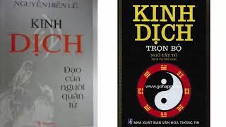 Kinh dịch: Mở đầu hướng dẫn học và đọc hiểu nhanh cuấn sách Kinh điển Kinh Dịch