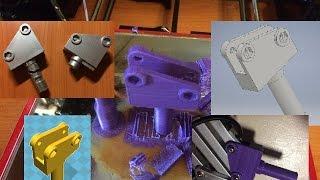видео Создаем 3D модель бочки. ЧАСТЬ 3 - Оптимизация сетки модели 3D модели и альтернативные способы построения поверхностей 3D моделей