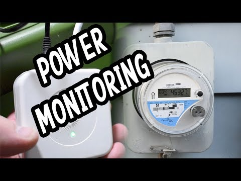 Power Monitoring with Smart Meter