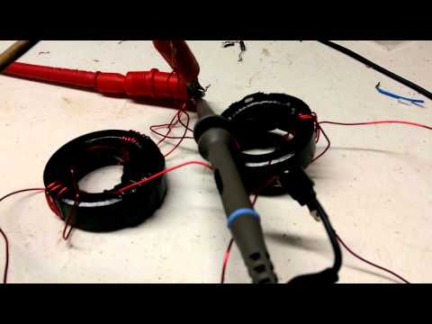 31 VAC Free Energy - Extracting Electrical Energy From The H