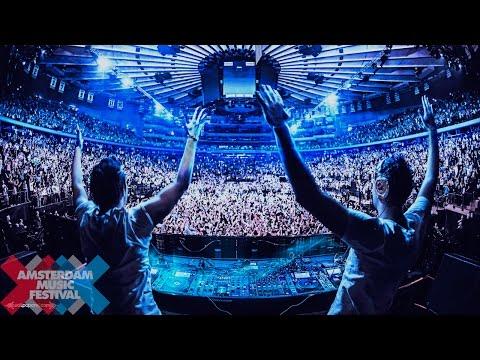 W&W  Live Amsterdam Music Festival 2016