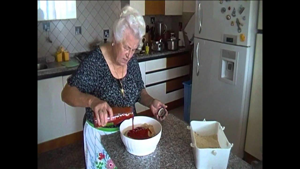 In cucina con nonna mary 15 le cozze gratinate youtube for A cucina ra nonna
