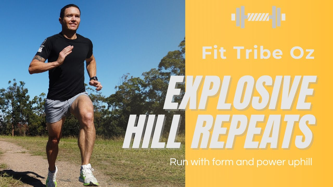 Whites Hill Recreation Reserve - Hill Repeats