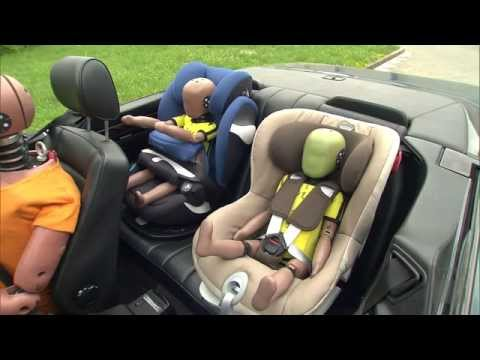 ADAC - Child seat test 2015