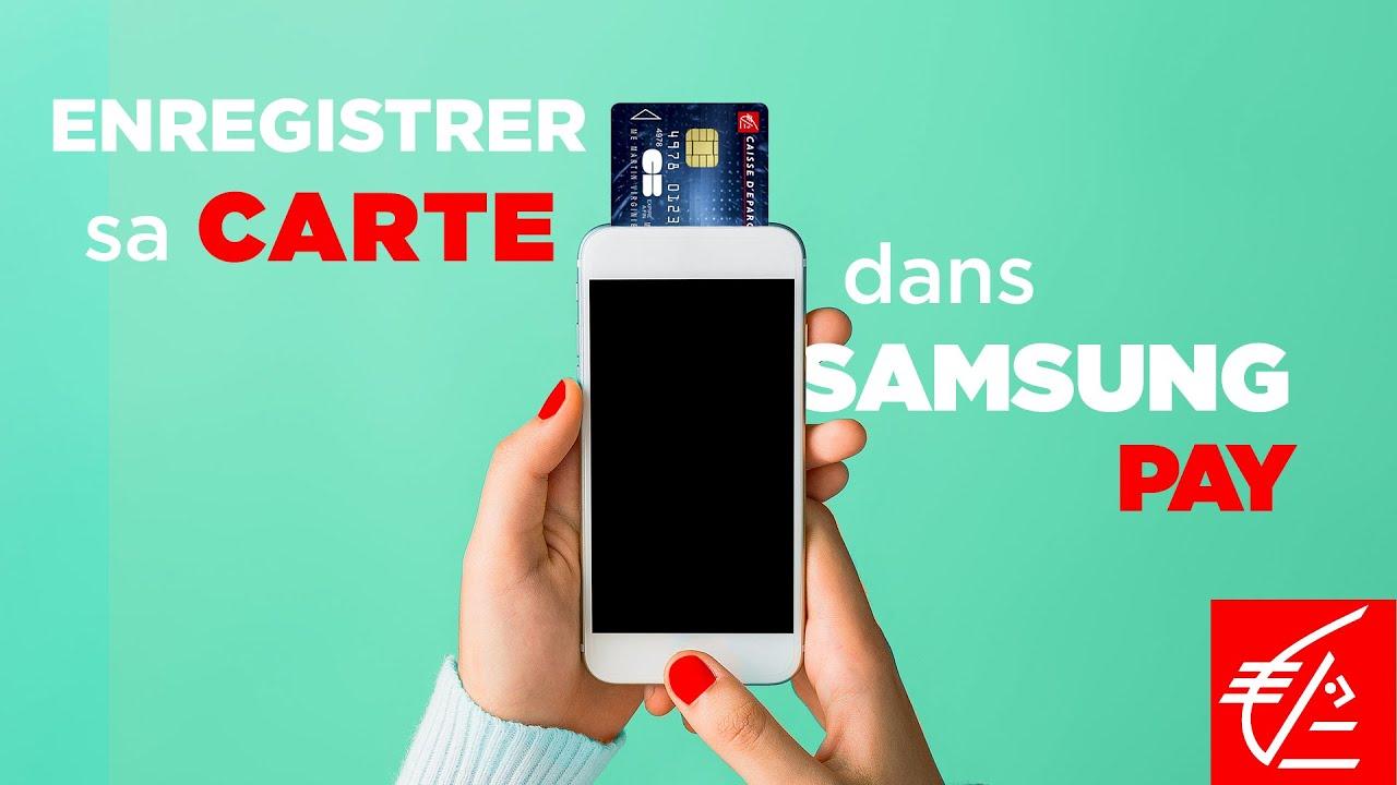 Carte Bancaire Huawei.App Mobile Comment Enregistrer Sa Carte Bancaire Dans Samsung Pay