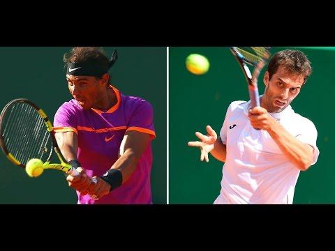 Rafa Nadal- Albert Ramos, final del Masters de Montecarlo, partido completo| AUDIO