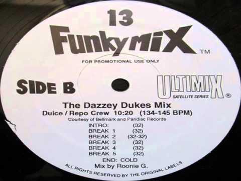 Duice Repo Crew The Dazzey Dukes Mix Funkymix
