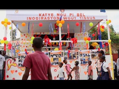 """Haïti : le projet de réaménagement urbain """"Notre quartier, plus beau"""""""