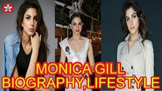 Monica Gill | Biography | Lifestyle | House | Boyfriend | Family | Movies |