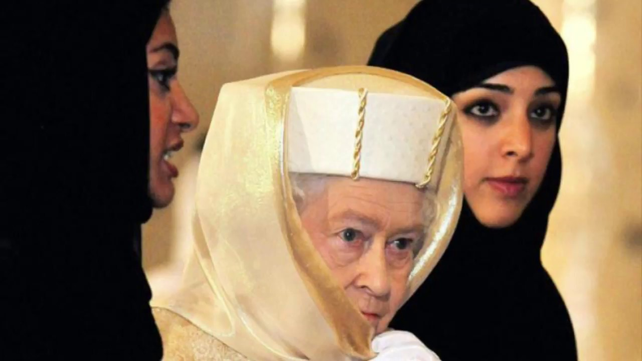Queen of Islam: Elizabeth II related to Prophet Muhammad