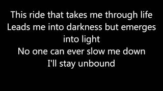 Avenged Sevenfold - Unbound (The Wild Ride) [Lyrics]